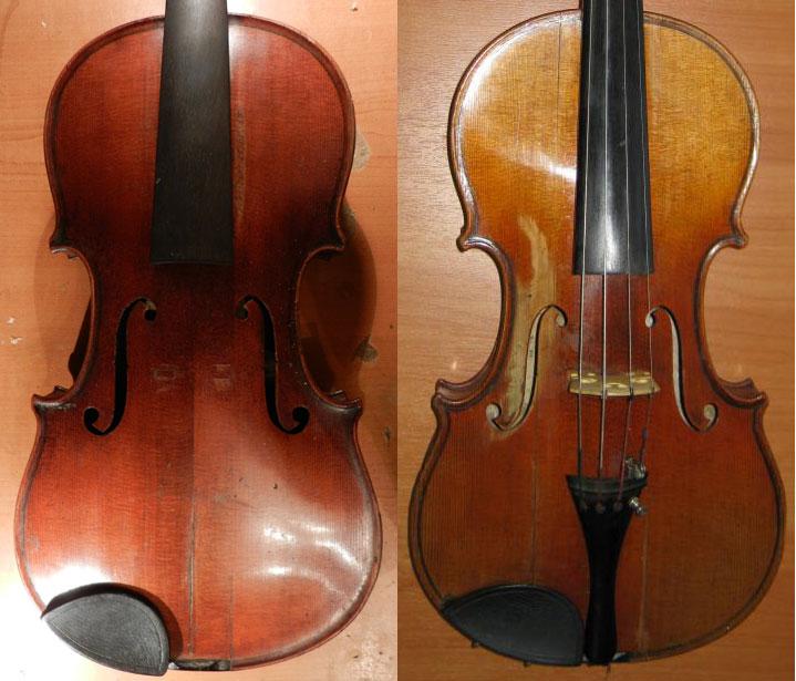 Скрипка своими руками для куклы 76