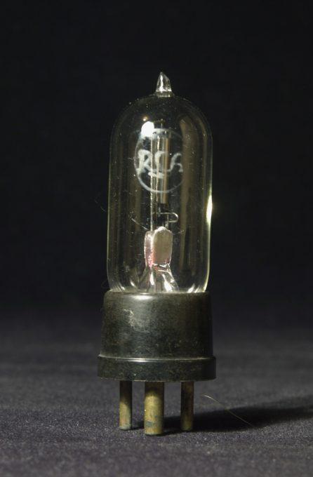 RCA Radiotron WD-11, 1922