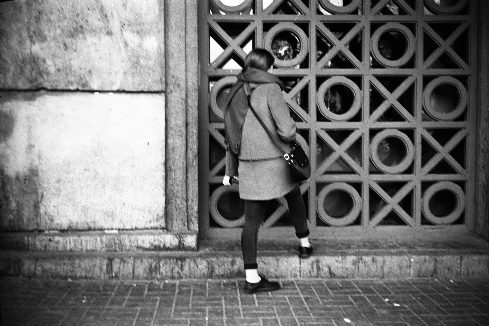 Smena F=40mm 1:4.5 1953, 35mm film photo camera