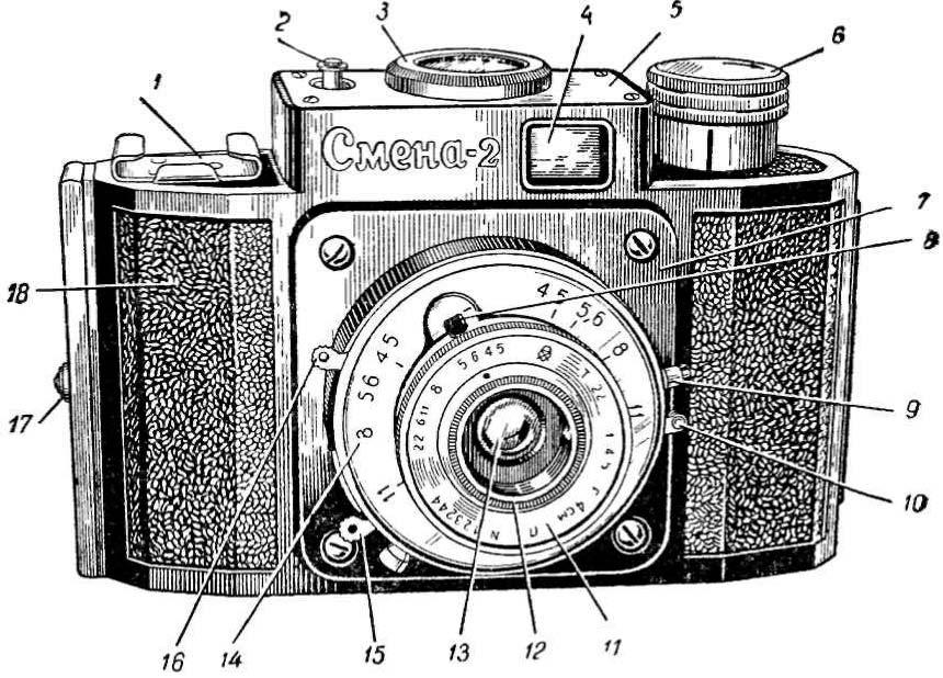 качестве шаблона схема затвора фотоаппарата жесткого